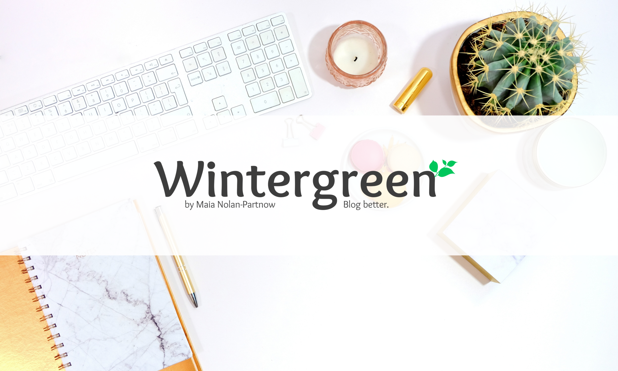 Wintergreen by Maia Nolan-Partnow